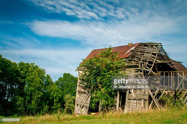 old farm house - eubank stock photos and pictures