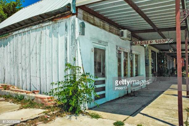 Old Fashion Country Barber Shop Crawford Texas