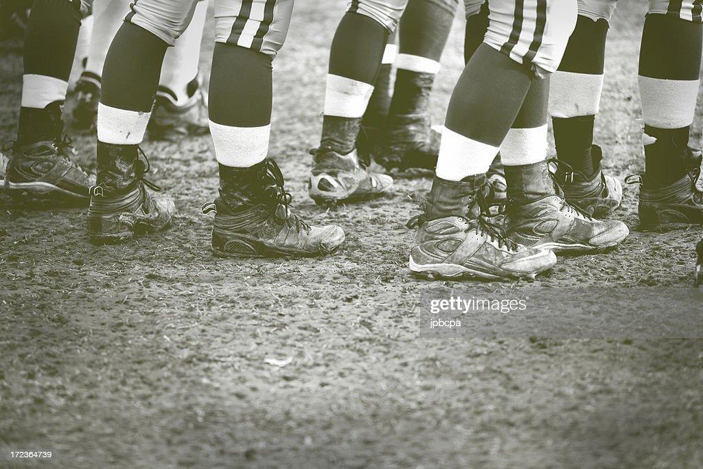 old fashion football : Stock Photo