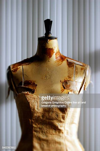 old fashion mannequin - gregoria gregoriou crowe fine art and creative photography. stock pictures, royalty-free photos & images