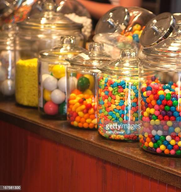 Altmodische Candy Store