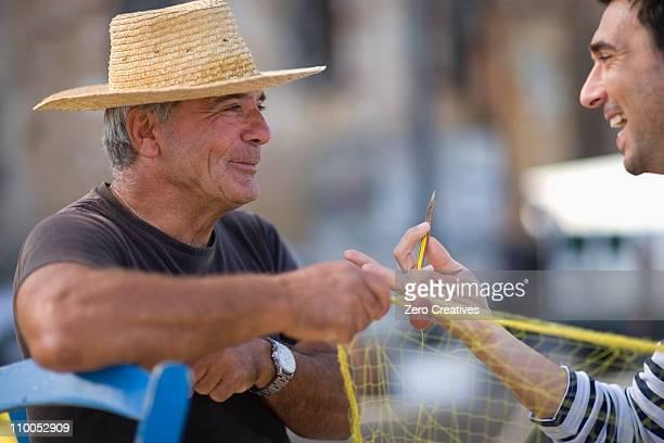 Vieux fisher