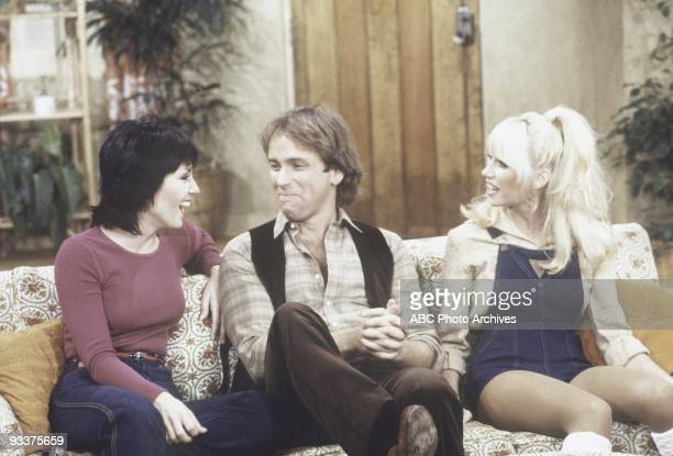S COMPANY 'Old Folks at Home' Season Four 10/30/79 Janet and Jack were dismayed when Chrissy allowed a homeless man to stay in the apartment