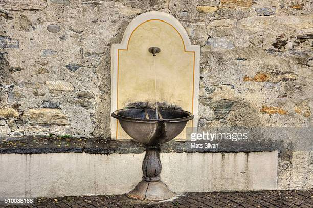 Old fountain