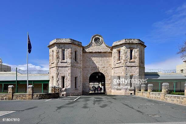 オールド フリーマントル 刑務所, フリーマントル, オーストラリア - フリーマントル ストックフォトと画像