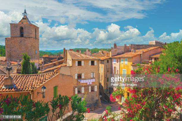 old french town - france stock pictures, royalty-free photos & images