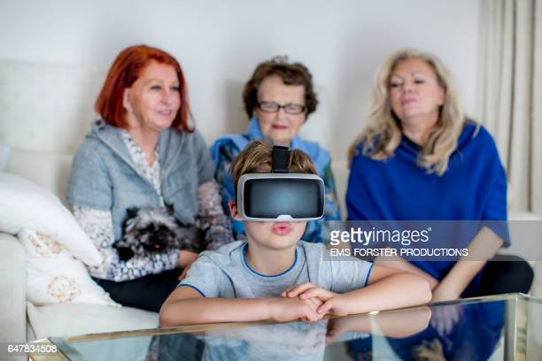 old generation worries about the new media behavior from a 9 years old child - addiction to media