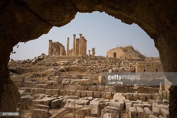 Old Gerasia City Ruins
