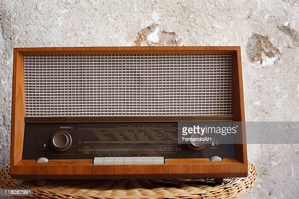 Old german radio