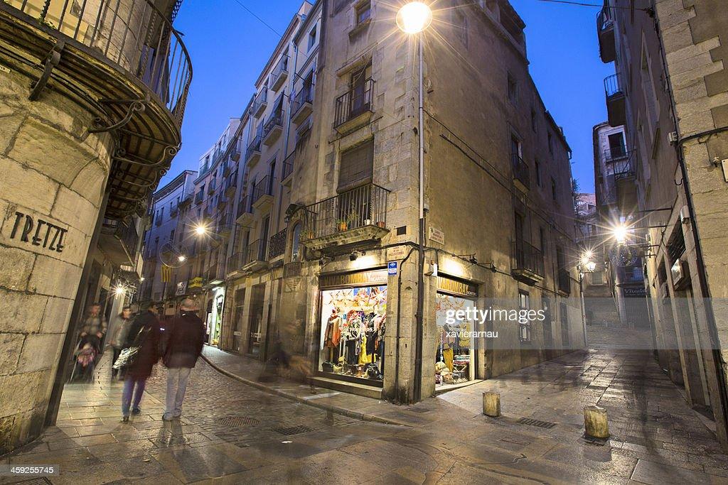 Old Girona : Stock Photo