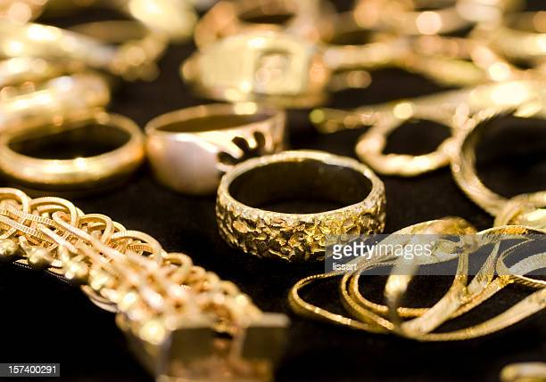 Old Gold Jewelry