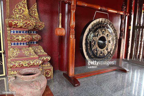 old gong - gong stock photos and pictures