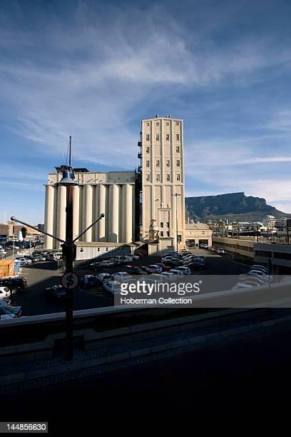 Old grain silo's VA Waterfront Cape Town Western Cape