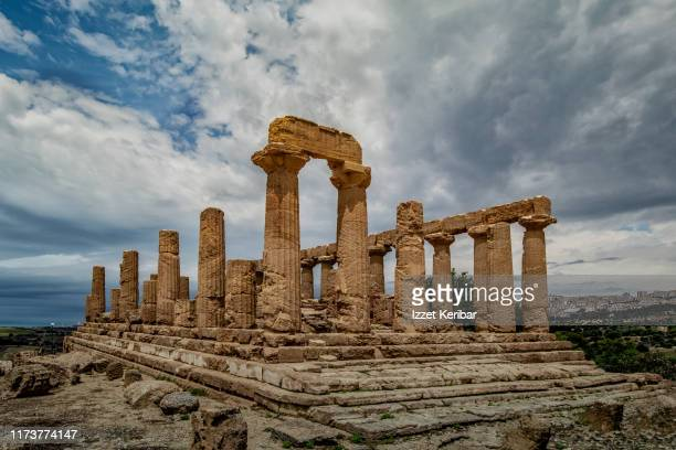 one temples valley temples agrigento sicily
