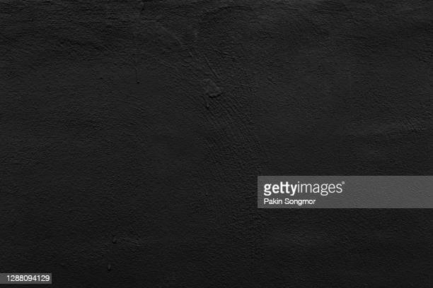 old grunge black wall texture background. - black colour stock pictures, royalty-free photos & images