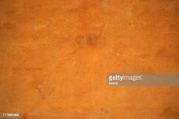 Vieux grunge mur texture et fond or