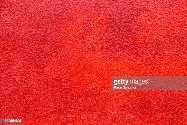 old grunge red wall texture background - red background stock pictures, royalty-free photos & images