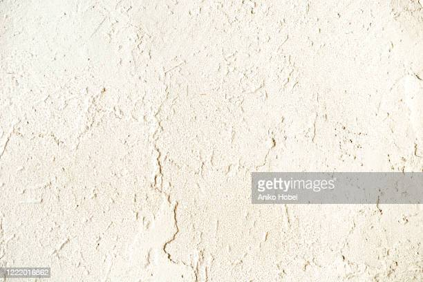 old grunge white wall background - aniko hobel stock pictures, royalty-free photos & images