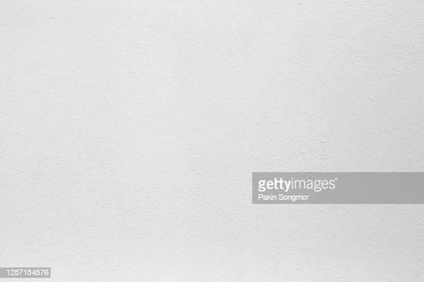 old grunge white wall texture background. - parede imagens e fotografias de stock