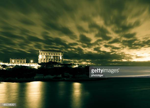 old harbour of marseille by sunset - bouches du rhone stock pictures, royalty-free photos & images