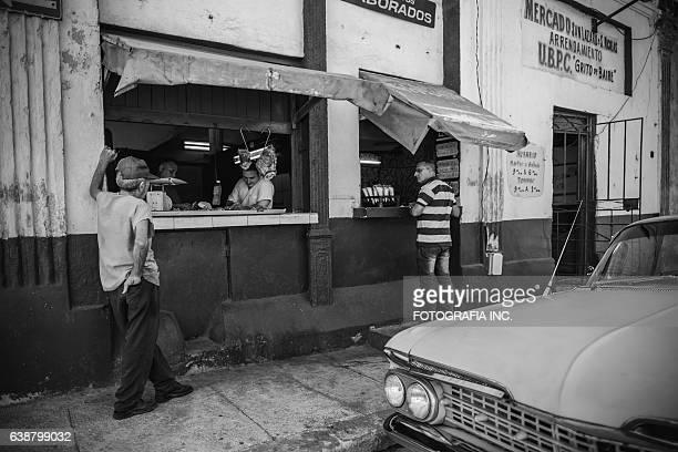Old Havana Butcher shop