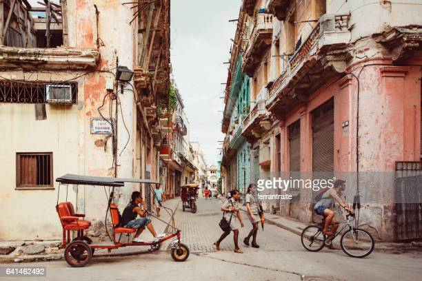old havana cuba - old havana stock pictures, royalty-free photos & images