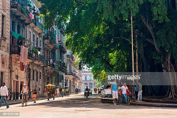 old havana - day in the life stock photos and pictures
