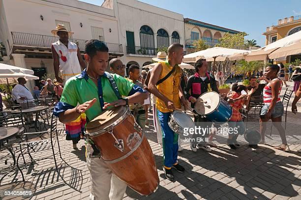 Old Havana street musicians