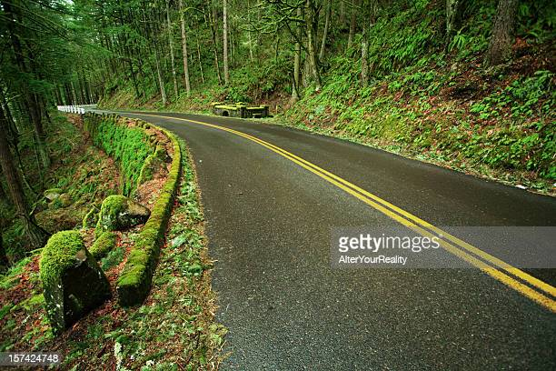 old highway - reality fernsehen stock pictures, royalty-free photos & images