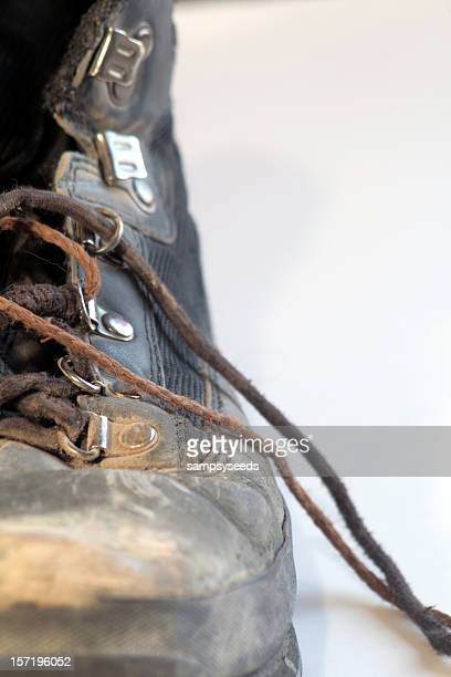 Old Hiking Boot