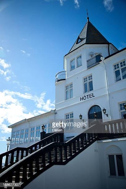 Old Hotel in Sweden