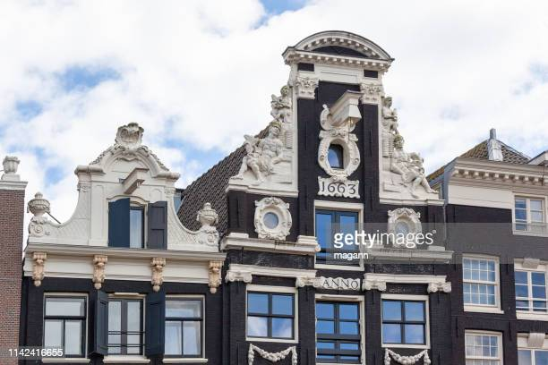 an image an old house amsterdam