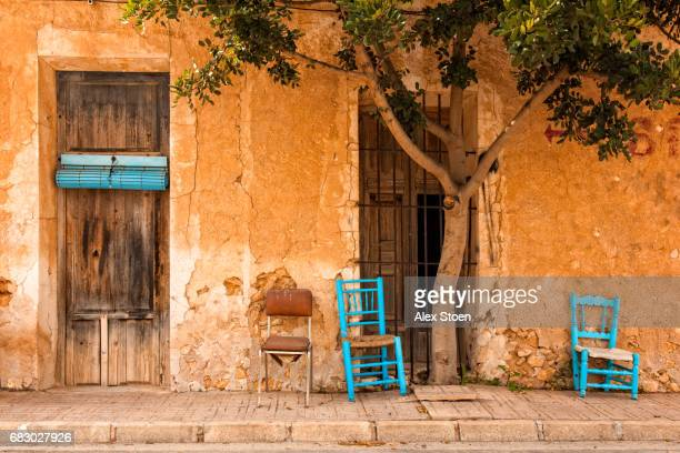 Old house in rural Spanish village