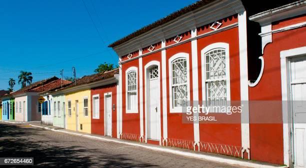 Old Houses in Ribeirão da Ilha - Florianópolis, Santa Catarina