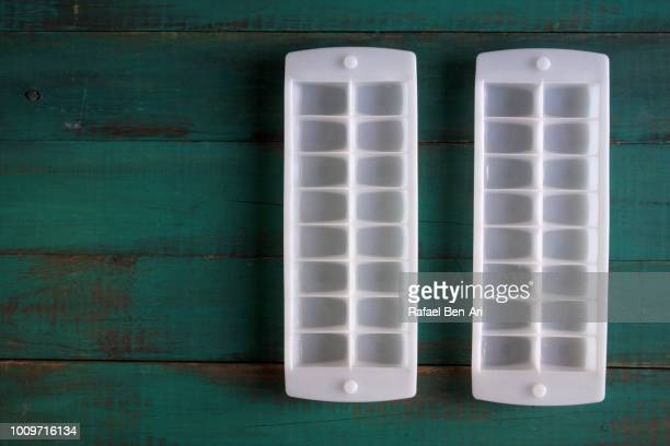 old ice trays - rafael ben ari stock pictures, royalty-free photos & images