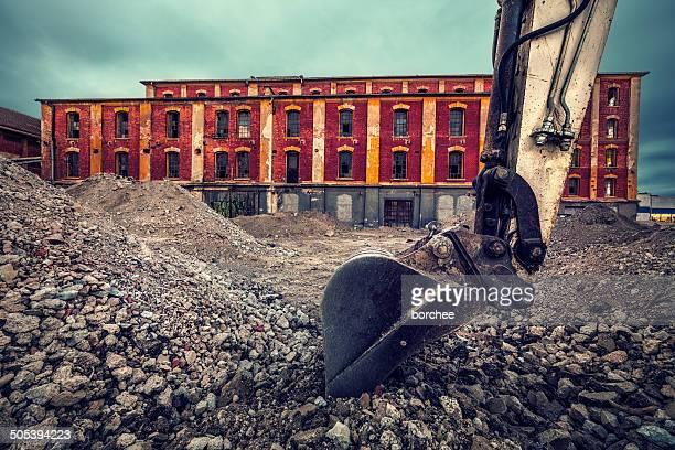 Alte Industriegebäude
