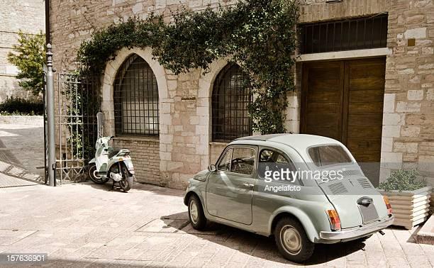 Old Italian Car 500