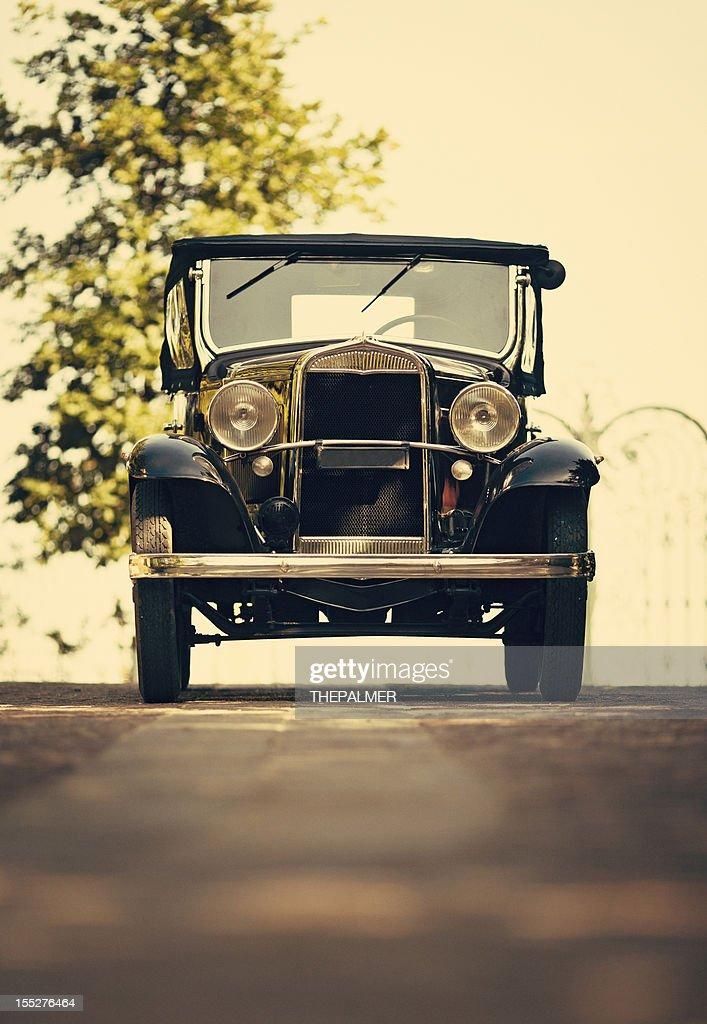 Alte italienische Auto aus dem Jahr 1921 : Stock-Foto
