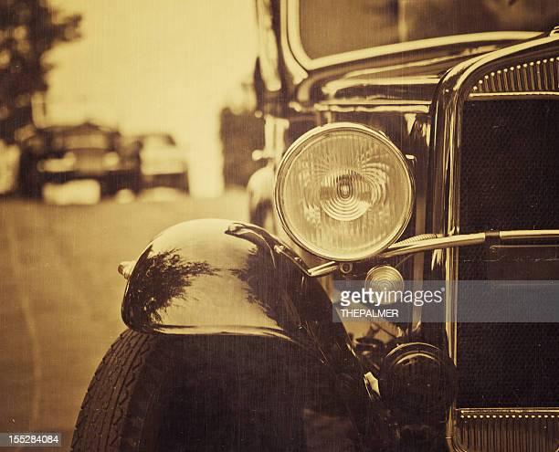 old italiana automóvil de 1921