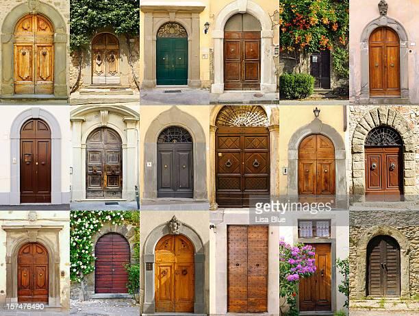 Old Italian porte Collection, Valle del Chianti