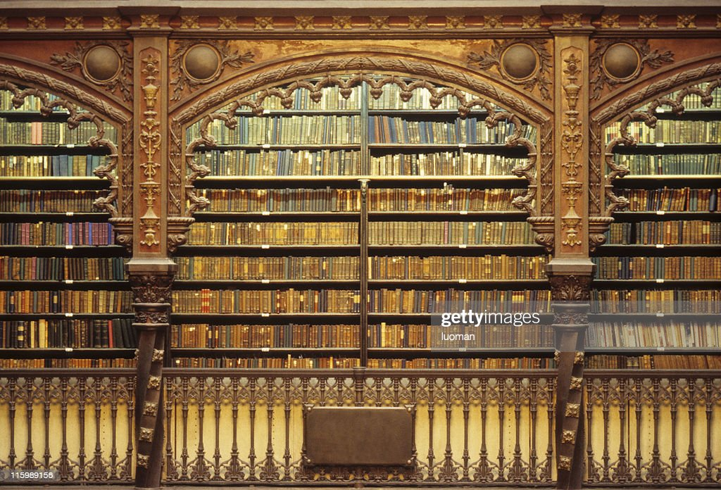 Old library : Stock Photo