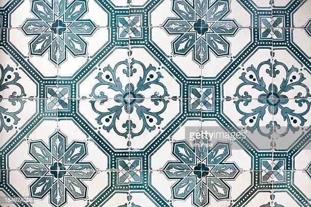 De Lisbonne carreaux azulejos