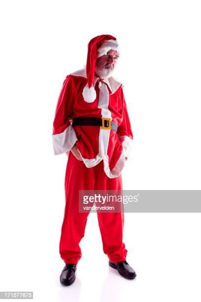 Old Man Doesn't Want Santa's Job
