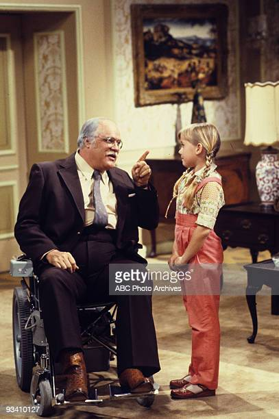 BENSON Old Man Gatling Season One 2/13/80 The Governor's loudmouth father comes to visit and wreaks havoc among the staff Benson then gets so fed up...