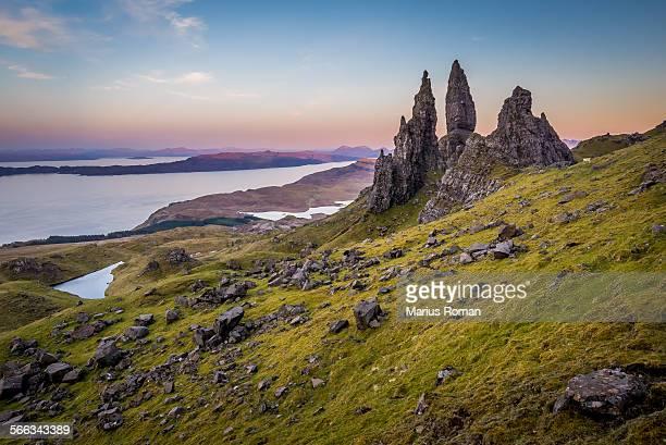 Old Man of Storr, Isle of Skye , Scotland, UK.