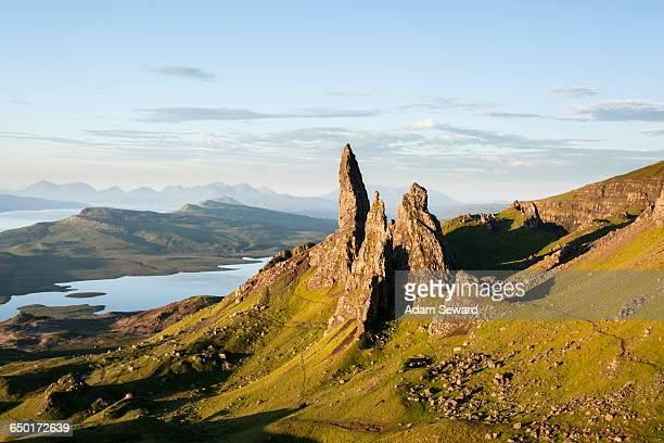 Old Man of Storr, Trotternish, Isle of Skye, Scotland, UK