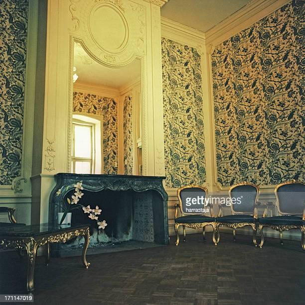 alte manor house - barock stock-fotos und bilder