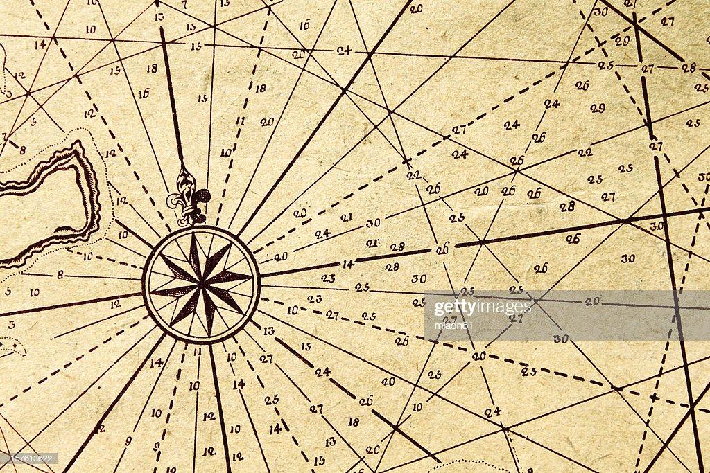 Old Map RF Nautical Chart