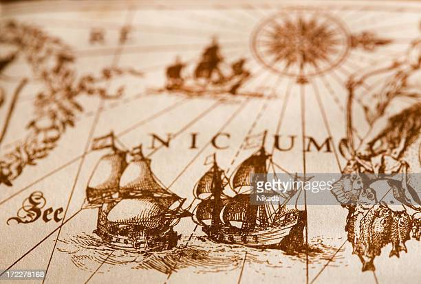 old map - ancient stock pictures, royalty-free photos & images