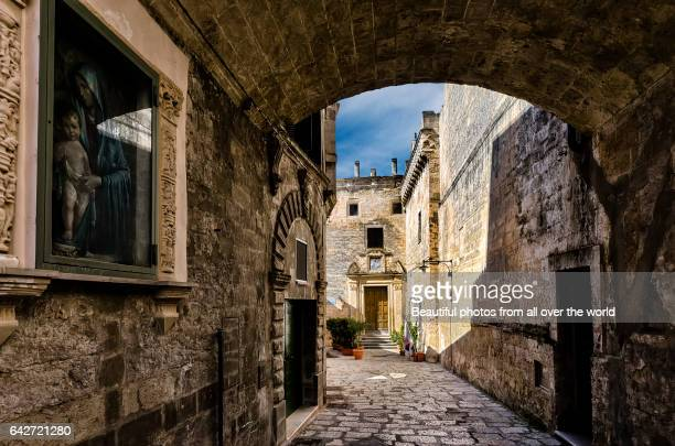 old matera 2 - matera stock photos and pictures